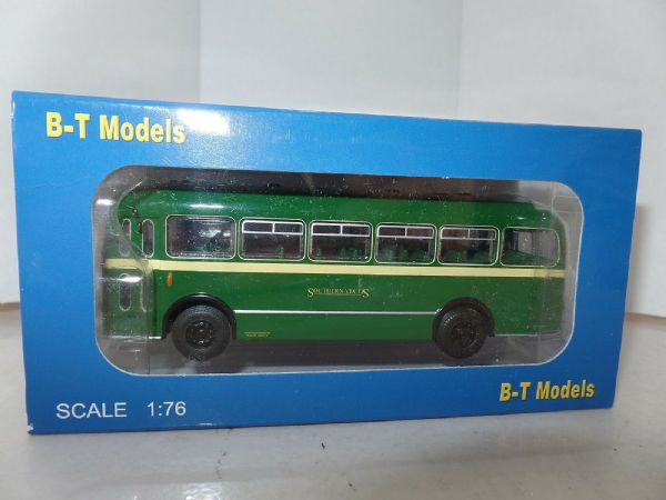 B T Models B210B Bristol MW Single Deck Bus Southern Vectis Isle Wight Ventnor
